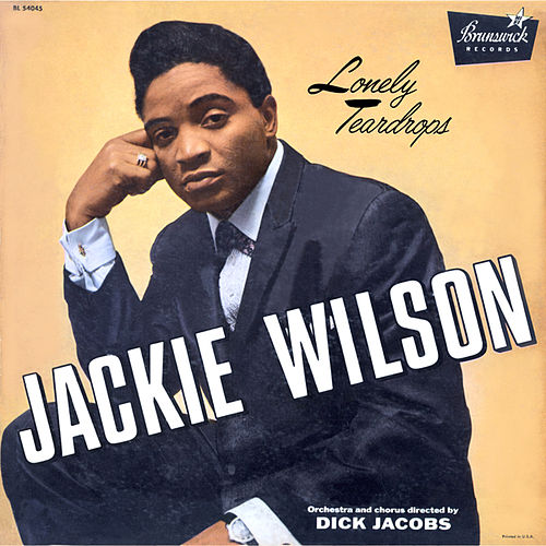 Play & Download Lonely Teardrops by Jackie Wilson | Napster