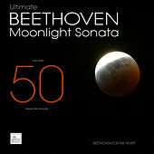 Play & Download Ultimate Beethoven Moonlight Sonata and other 50 Classical Piano Favourites. Best Classical Music for Meditation,Yoga and Relaxation by Beethoven for the Heart | Napster