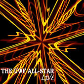 The UWF All-Star Live by Various Artists