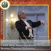 Yuri Simonov Collection by Various Artists