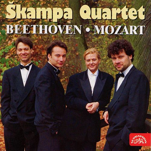 Play & Download Beethoven: String Quartet in E minor,