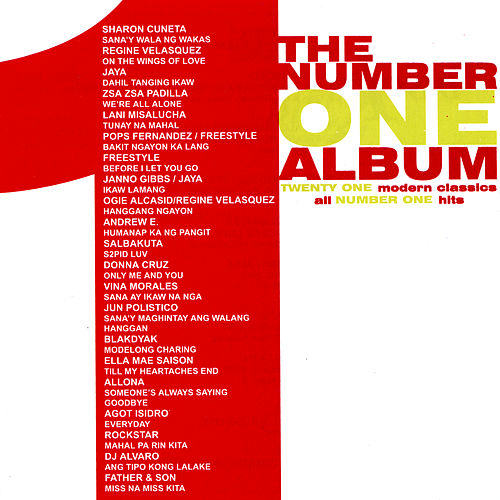 Play & Download The Number One Album by Various Artists | Napster
