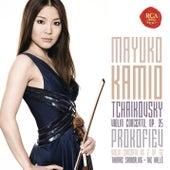 Play & Download Tchaikovsky: Violin Concerto, Op. 35 & Prokofiev: Violin Concerto No. 2, Op. 63 by Mayuko Kamio | Napster