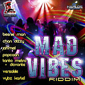 Play & Download Mad Vybz Riddim by Various Artists | Napster