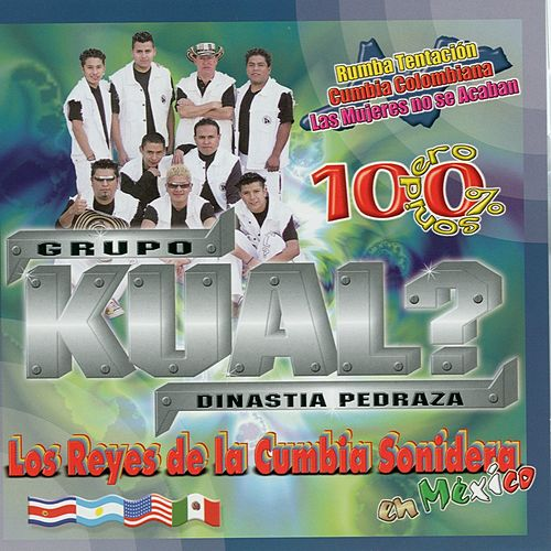 Play & Download Los Reyes de la Cumbia by Grupo Kual | Napster