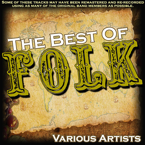 The Best Of Folk by Various Artists