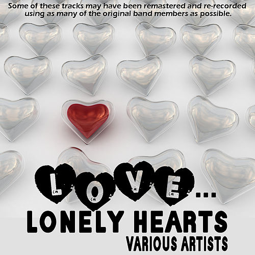 LOVE...lonely hearts by Various Artists