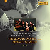 Play & Download Spanish Music for Guitar and Quartet, Vol. 1 by Friedemann Wuttke | Napster