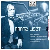 Play & Download Liszt: Dante Symphony - Evocation à la Chapelle Sixtine by Martin Haselbock | Napster