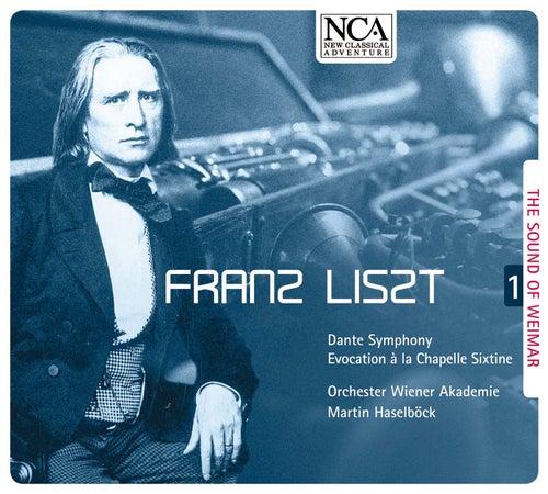 Play & Download Liszt: Dante Symphony - Evocation à la Chapelle Sixtine by Martin Haselbock | Napster