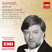 Handel: Messiah by Andrew Davis