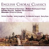 English Choral Classics by Various Artists