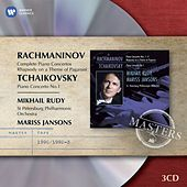 Rachmaninov: Complete Piano Concertos by Various Artists
