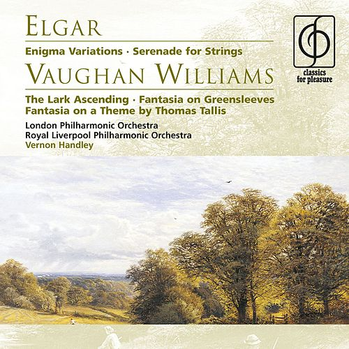 Play & Download Elgar Enigma Variations, Vaughan Williams The Lark Ascending by Various Artists | Napster