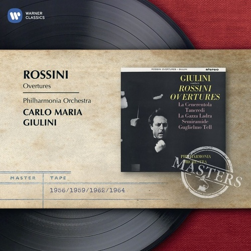 Play & Download Rossini: Overtures by Philharmonia Orchestra | Napster