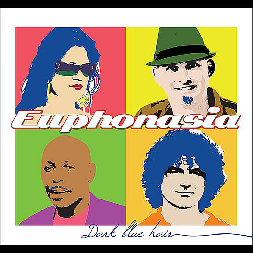 Play & Download Dark Blue Hair by Euphonasia   Napster