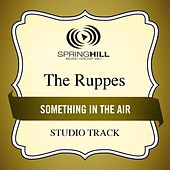 Play & Download Something In The Air (Studio Track) by The Ruppes | Napster