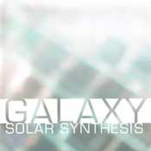 Solar Synthesis by Galaxy (1)