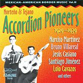 Norteno & Tejano Accordion Pioneers by Various Artists