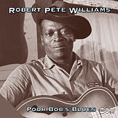 Poor Bob's Blues by Robert Pete Williams