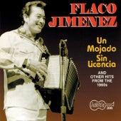 Play & Download Un Mojado Sin Licencia by Flaco Jimenez | Napster