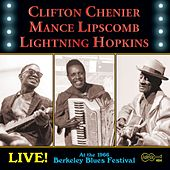 Live! At The 1966 Berkeley Blues Festival by Various Artists