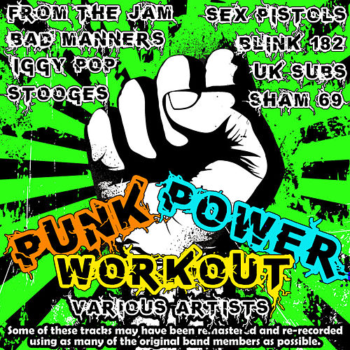 Play & Download Punk Power Workout by Various Artists | Napster
