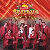 Play & Download Grandes Exitos by Sonora Skandalo | Napster