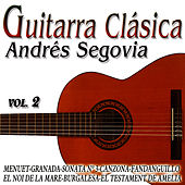 Play & Download Guirtarra Clasica Vol.2 by Andres Segovia | Napster