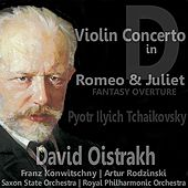 Play & Download Tchaikovsky: Violin Concerto in D for Violin and Orchestra & Romeo and Juliet Fantasy Overture by Various Artists | Napster