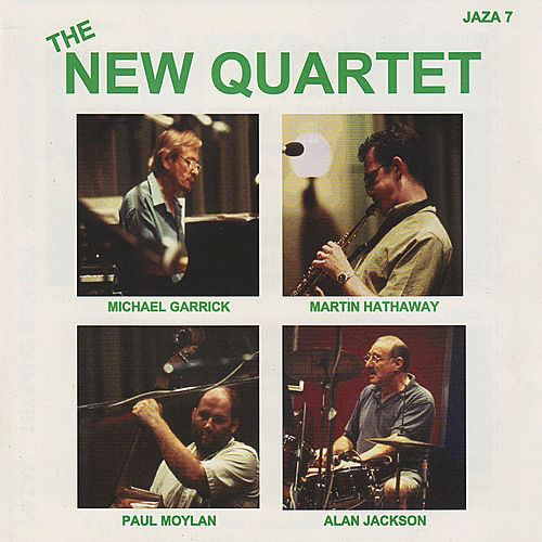 The New Quartet by Michael Garrick