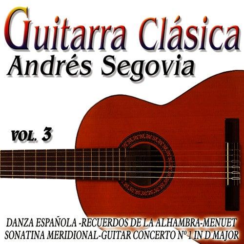 Guirtarra Clasica Vol.3 by Andres Segovia