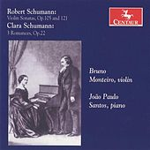 Schumann, R.: Violin Sonatas Nos. 1 and 2 - Schumann, C.: 3 Romanzen by Various Artists