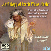 Play & Download Czech Piano Anthology by Radoslav Kvapil | Napster