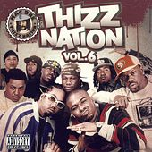 Thizz Nation Vol. 6 by Various Artists