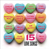 15 Love Songs by Various Artists