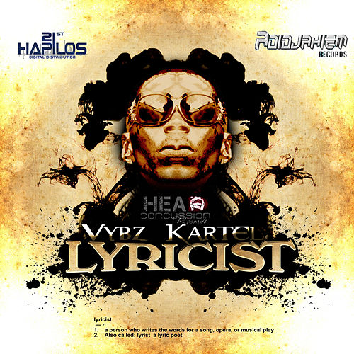 Play & Download The Lyricist (Flatline) by VYBZ Kartel | Napster