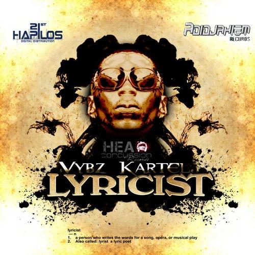 The Lyricist (Flatline) by VYBZ Kartel
