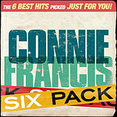Play & Download Six Pack - Connie Francis - EP by Connie Francis | Napster