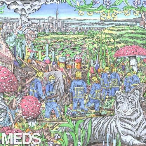 Play & Download Meds Ep by Mt. Eden | Napster