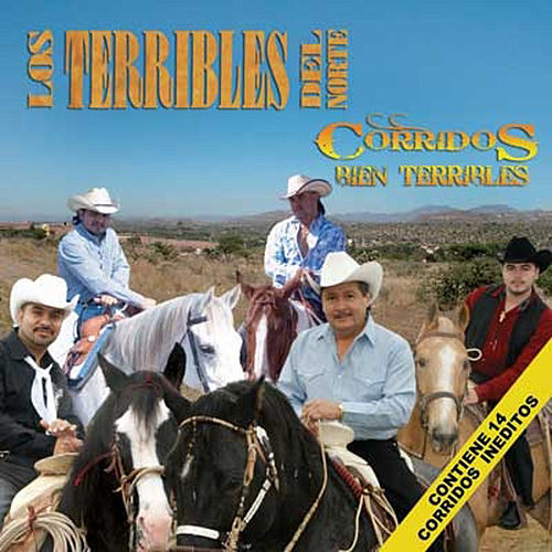Play & Download Corridos Bien Terribles by Los Terribles Del Norte | Napster