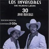 30 Joyas Musicales by Los Invasores De Nuevo Leon