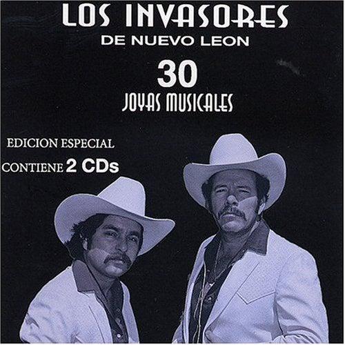 Play & Download 30 Joyas Musicales by Los Invasores De Nuevo Leon | Napster