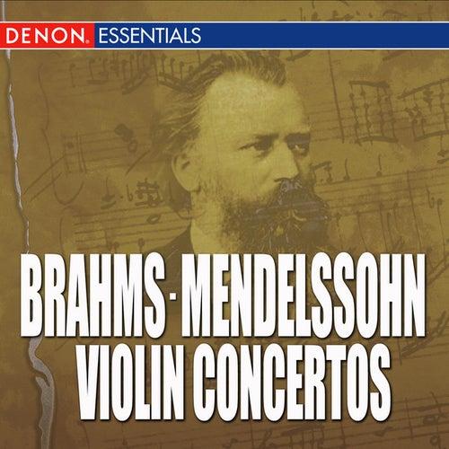 Brahms - Mendelssohn - Violin Concertos by Walther Schneiderhan