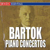 Play & Download Béla Bartók - Piano Concertos by Gyorgy Sandor | Napster