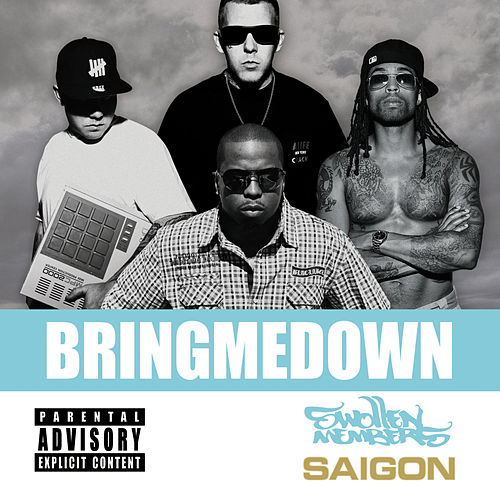 Play & Download Bring Me Down (Swollen Mix) (feat. Saigon) - Single by Swollen Members | Napster
