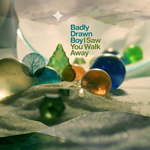 I Saw You Walk Away (Live EP) by Badly Drawn Boy