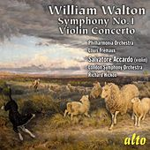 Play & Download Walton: Symphony No. 1; Violin Concerto in B minor by Various Artists | Napster