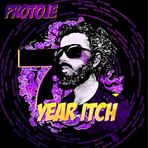 Play & Download Seven Year Itch by Protoje | Napster