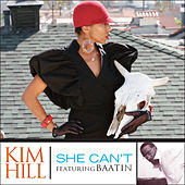 She Can't by Kim Hill